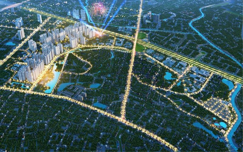 VỊ TRÍ DỰ ÁN VINHOMES SMART CITY MANG LẠI NHIỀU TIỀM NĂNG TRONG TƯƠNG LAI