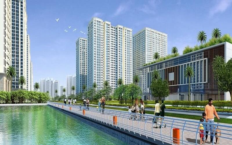 hình ảnh chung cư dự án vinhomes smart city