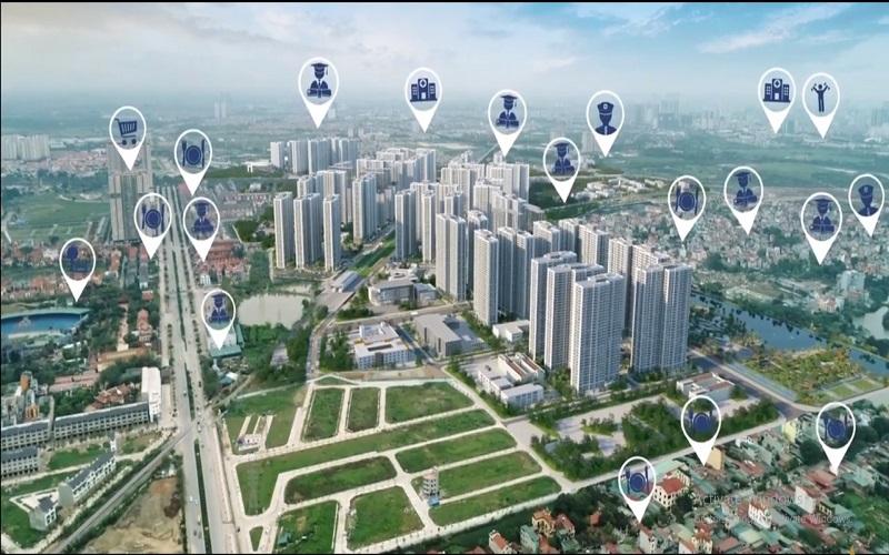 HÀNG NGÀN TIỆN ÍCH THÔNG MINH TẠI DỰ ÁN VINHOMES SMART CITY